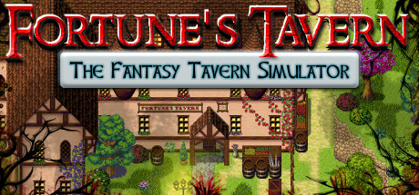 Fortune's Tavern - The Fantasy Tavern Simulator game image