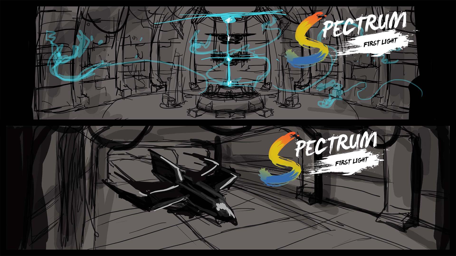 Spectrum: First Light screenshot