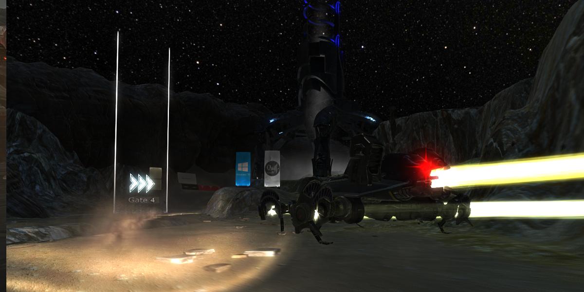 Vector 36 screenshot