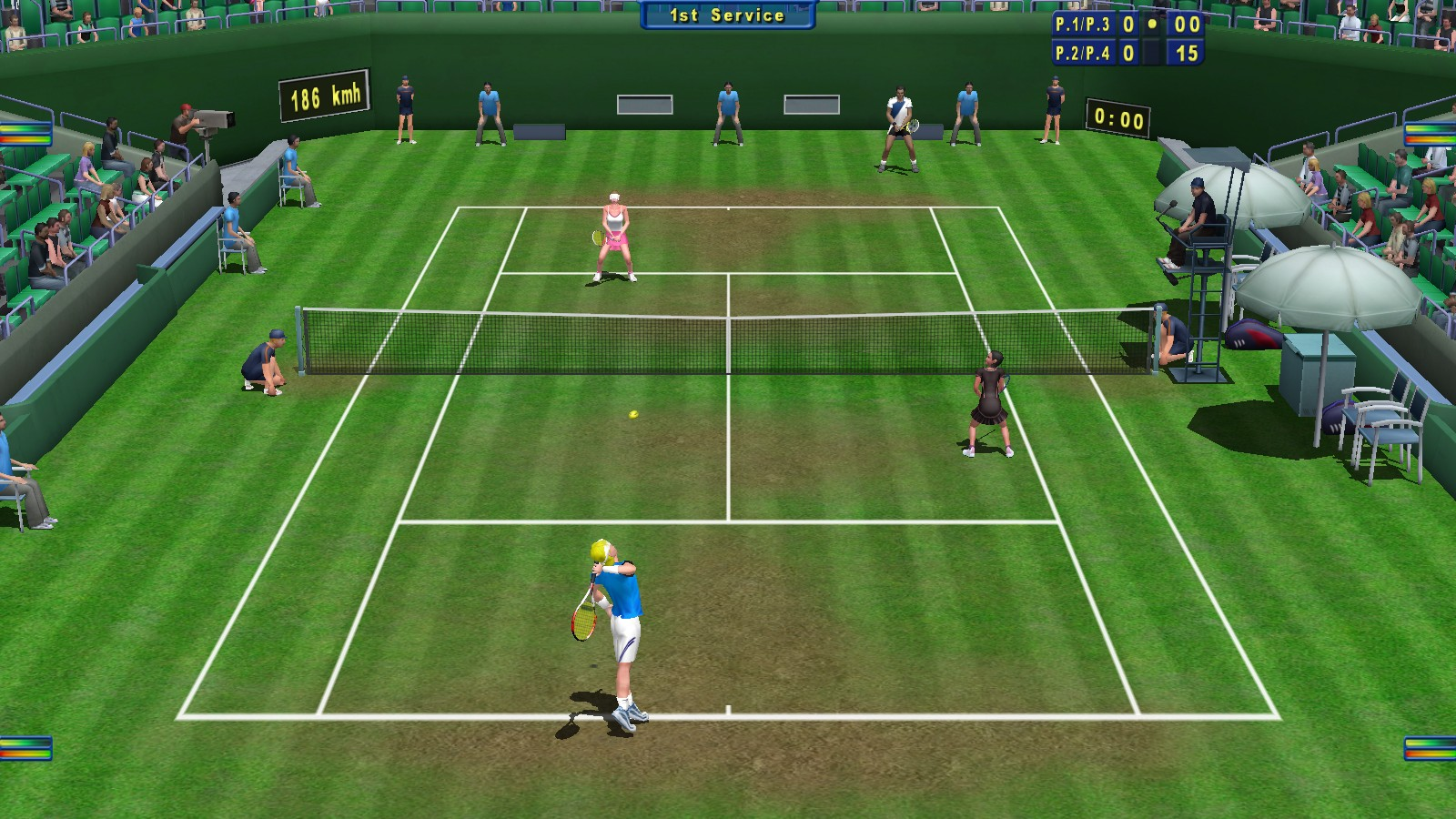 Tennis Elbow 2013 Multiplayer