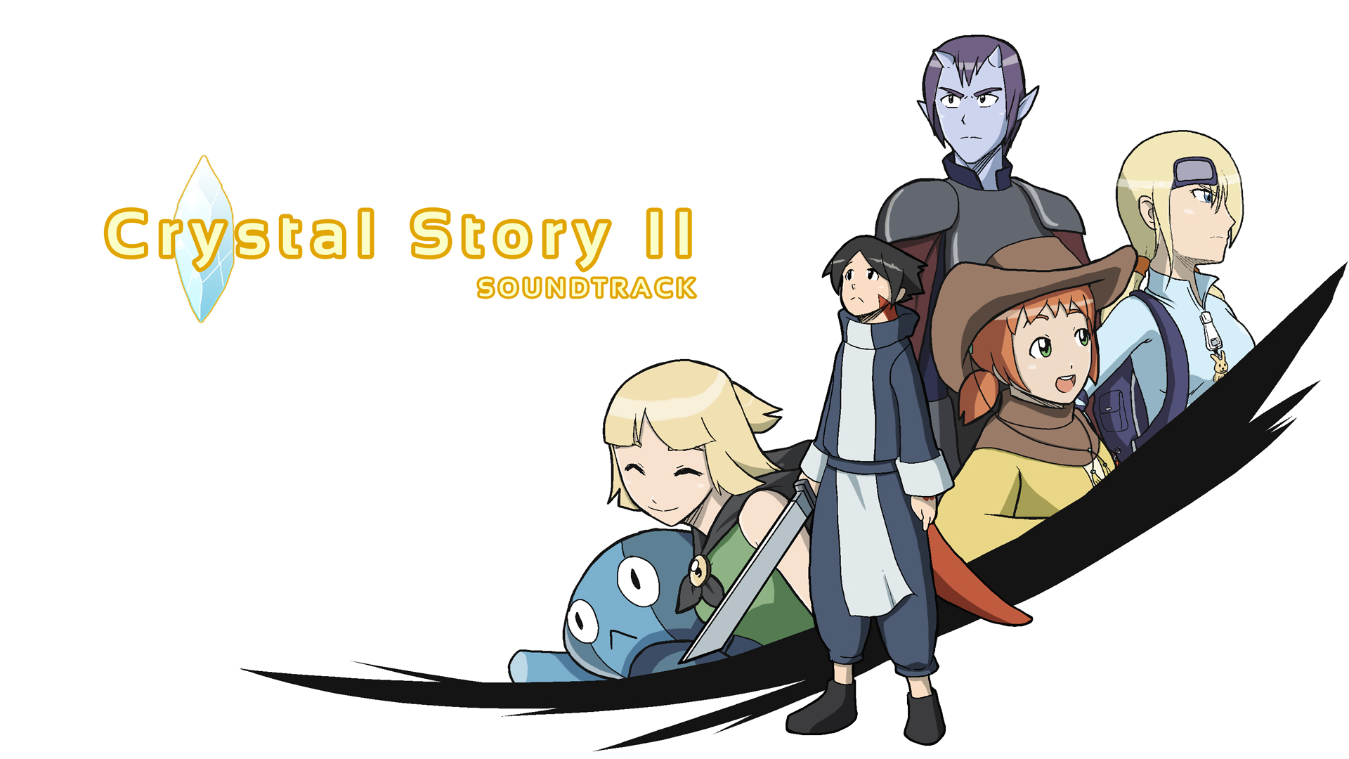 Crystal Story II - Soundtrack screenshot