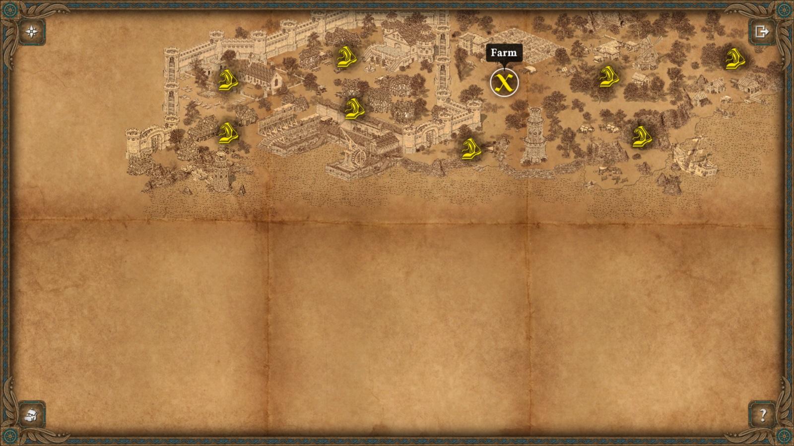 Hero of the Kingdom II screenshot