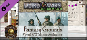 Fantasy Grounds - Savage Worlds Setting: Weird Wars II