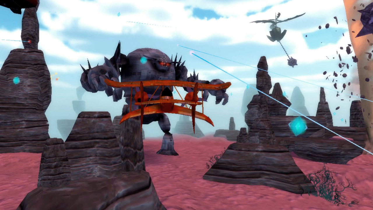 Sky Battles screenshot