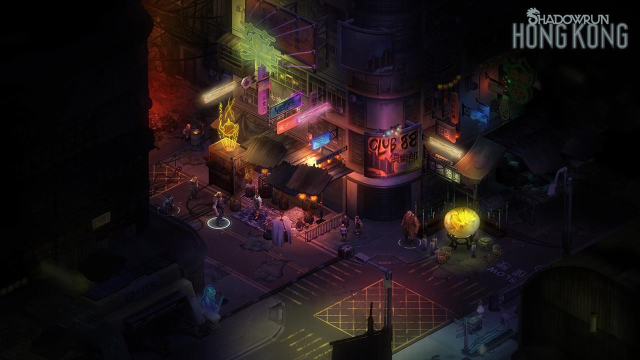 Shadowrun: Hong Kong - EXTENDED EDITION (ENG) [L] [GOG]