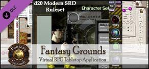 d20 Modern SRD Ruleset