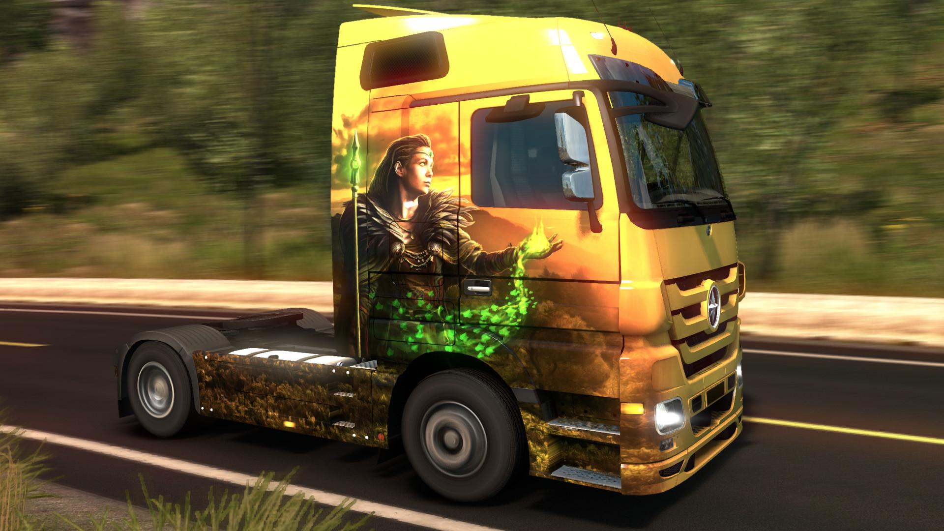 Euro Truck Simulator 2 - Viking Legends screenshot