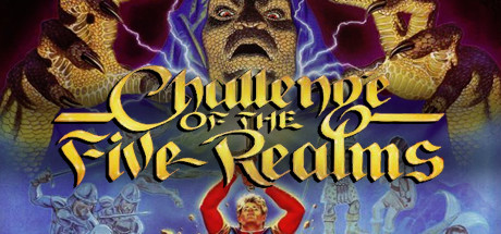 Challenge of the Five Realms: Spellbound in the World of Nhagardia