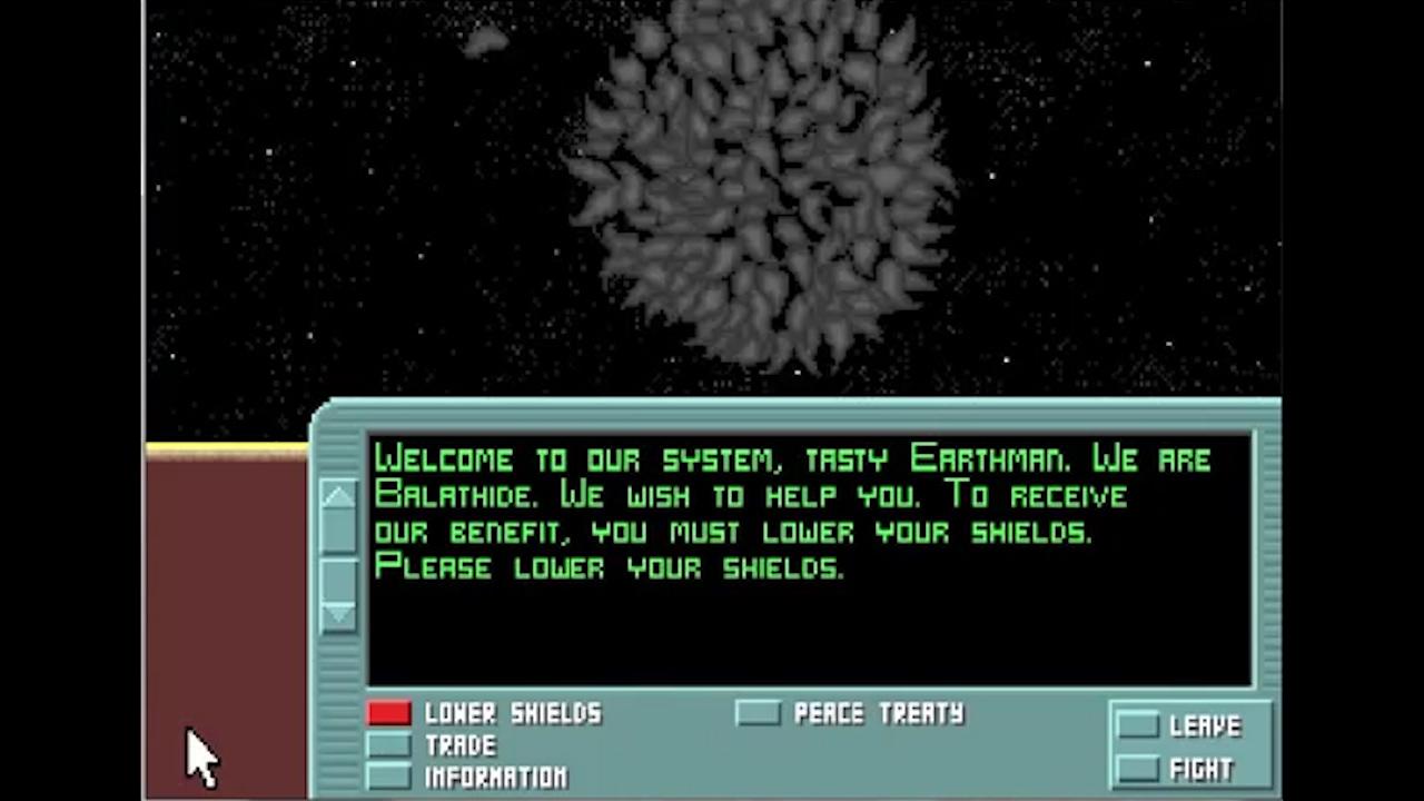Hyperspeed screenshot