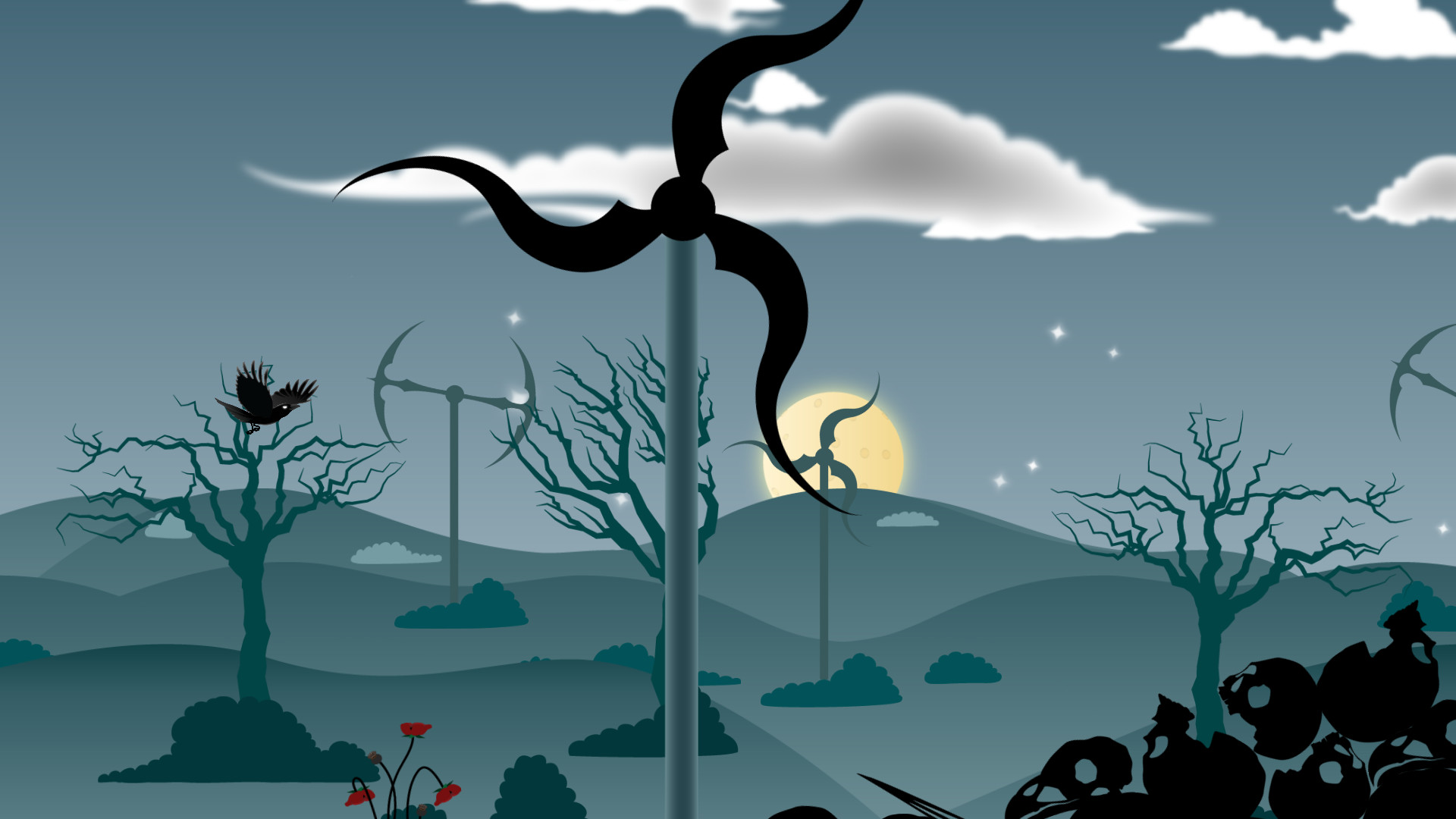 A Quiver of Crows screenshot