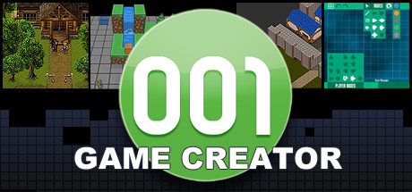 Prise en charge de 001 Game Creator Header