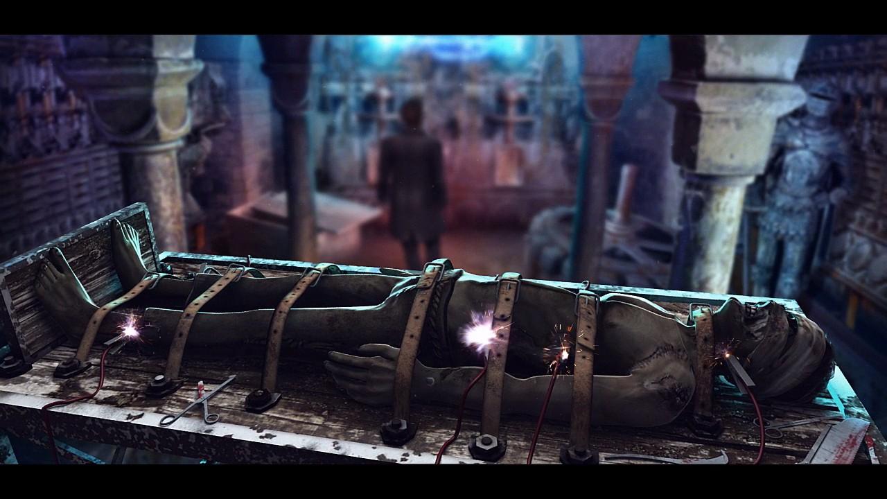 Frankenstein: Master of Death screenshot