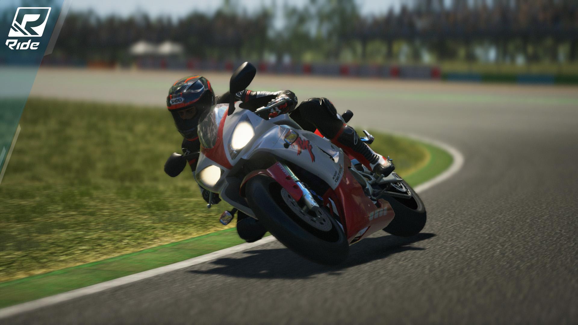 RIDE: Yamaha Historical Bikes screenshot