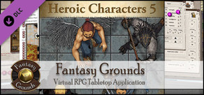 Fantasy Grounds - Top-down Tokens - Heroic 5