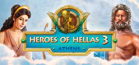 Heroes of Hellas 3: Athens game image