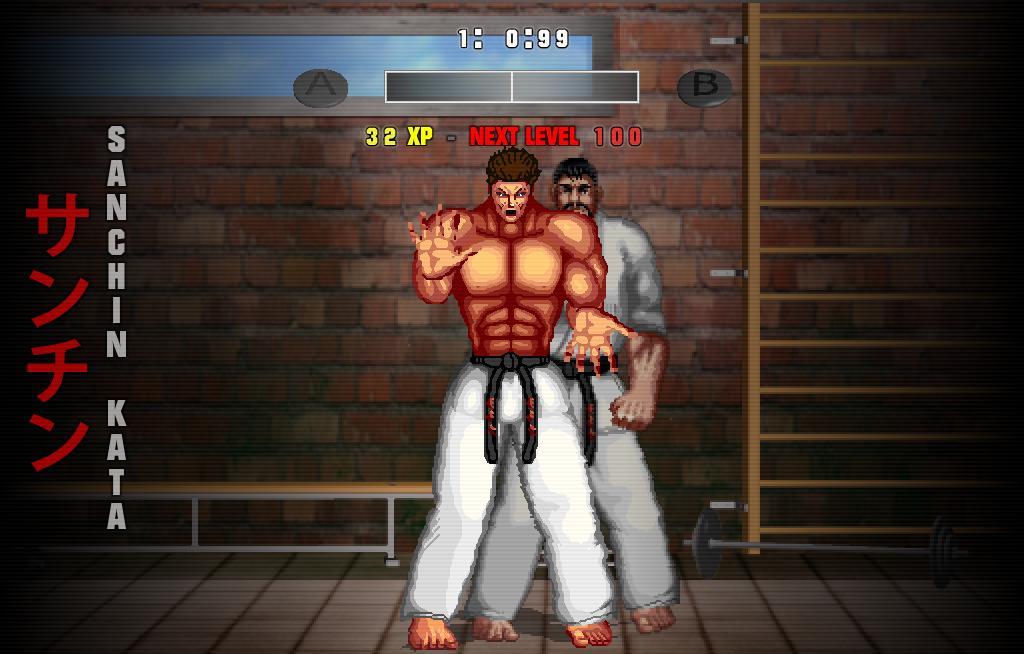 Karate Master 2 Knock Down Blow screenshot
