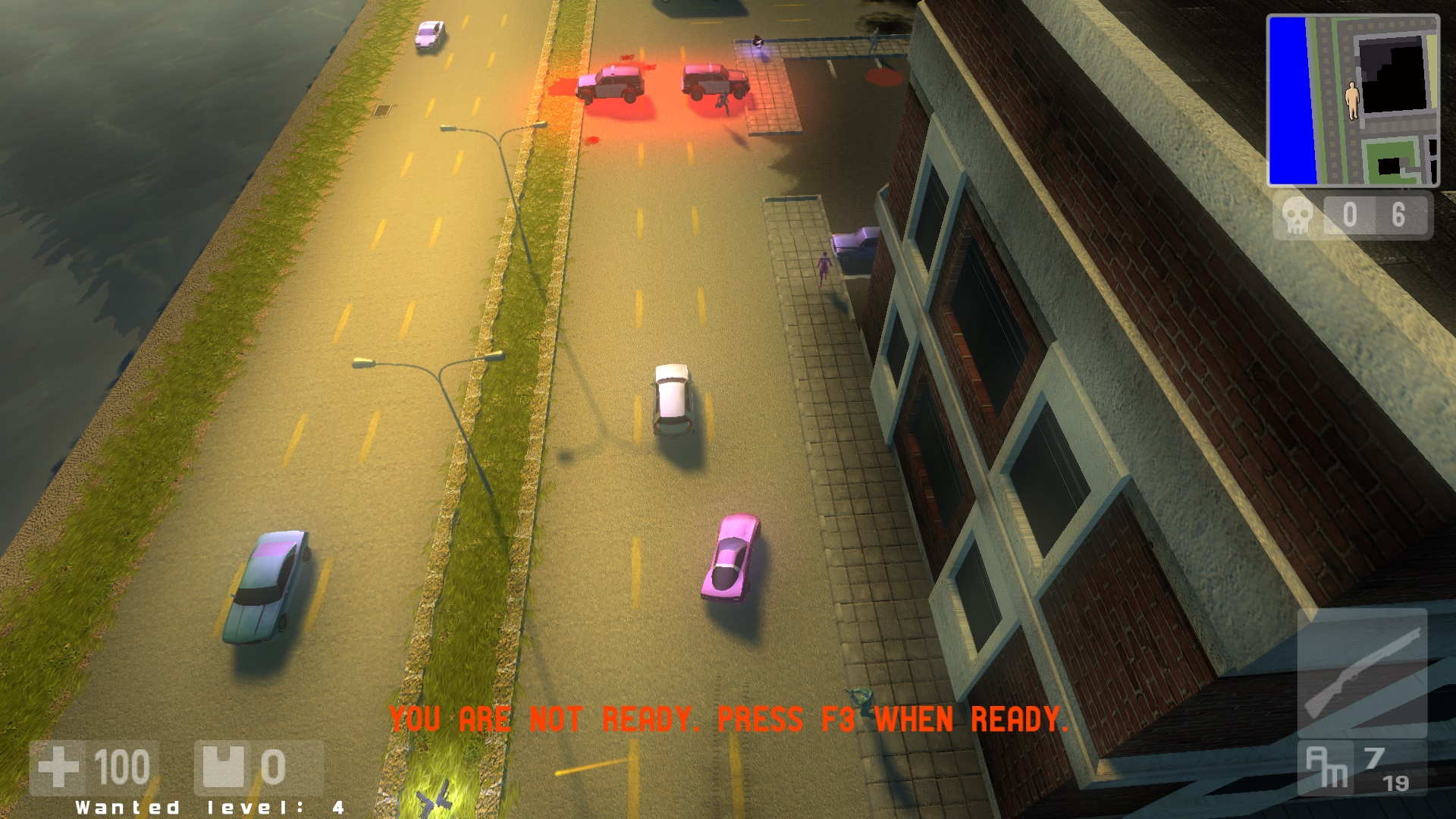 Street Arena screenshot