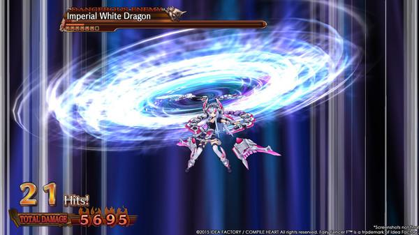 Fairy Fencer F Codex Cracked - Game Screenshot