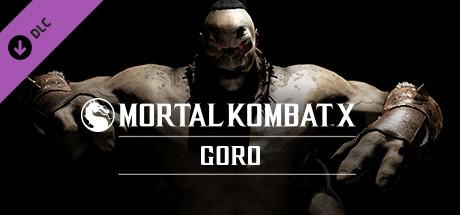 Обменяю DLC Goro для Mortal Kombat X