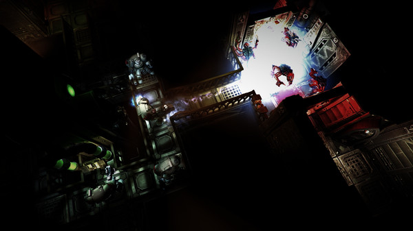 Download Space Hulk Ascension Dark Angels-SKIDROW