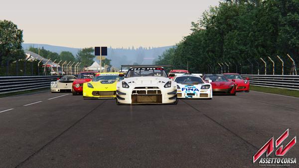 Assetto Corsa Update DLC Dream Pack - Mod