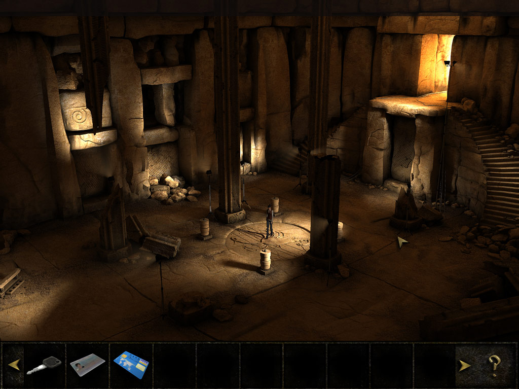 Chronicles of Mystery: The Scorpio Ritual screenshot