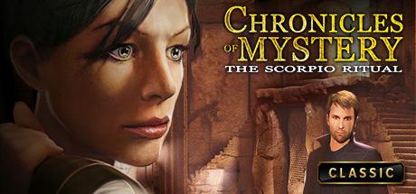 Chronicles of Mystery: The Scorpio Ritual