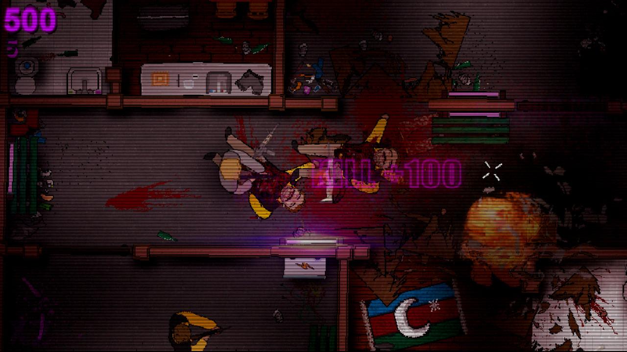 Bloodbath Kavkaz screenshot