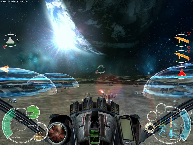 Project Freedom screenshot