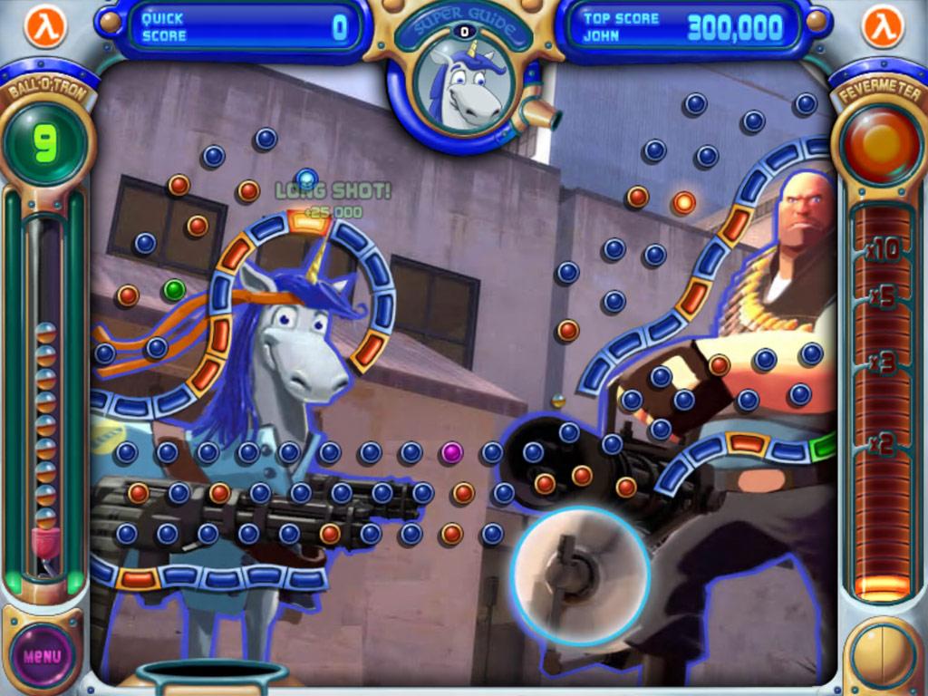 Peggle Extreme screenshot