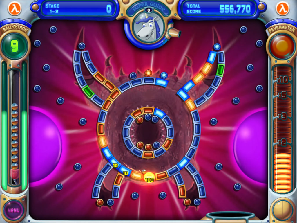 Peggle Extreme screenshot