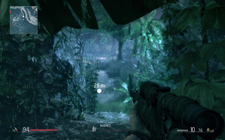 Игра Снайпер Воин Призрак 3 Торрент