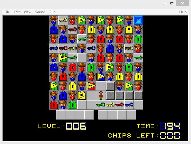 Chip's Challenge 2 screenshot