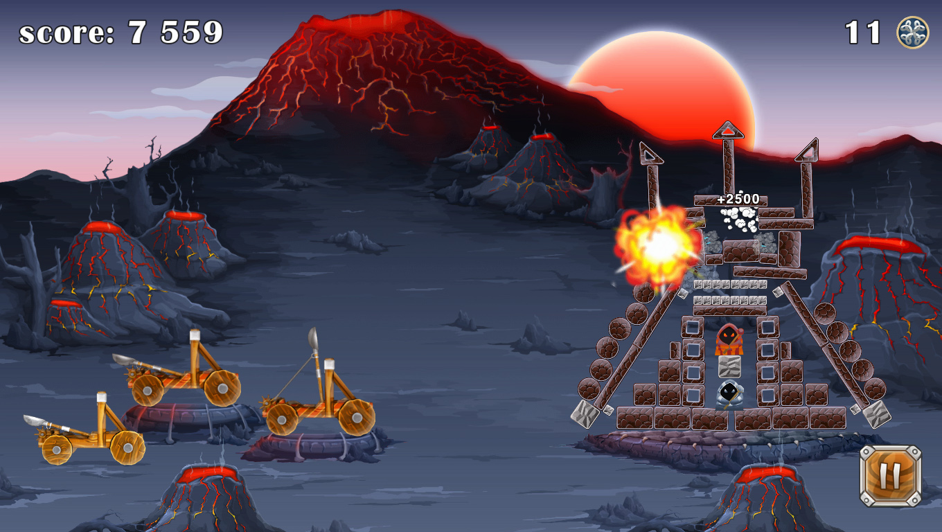 Siege Wars screenshot