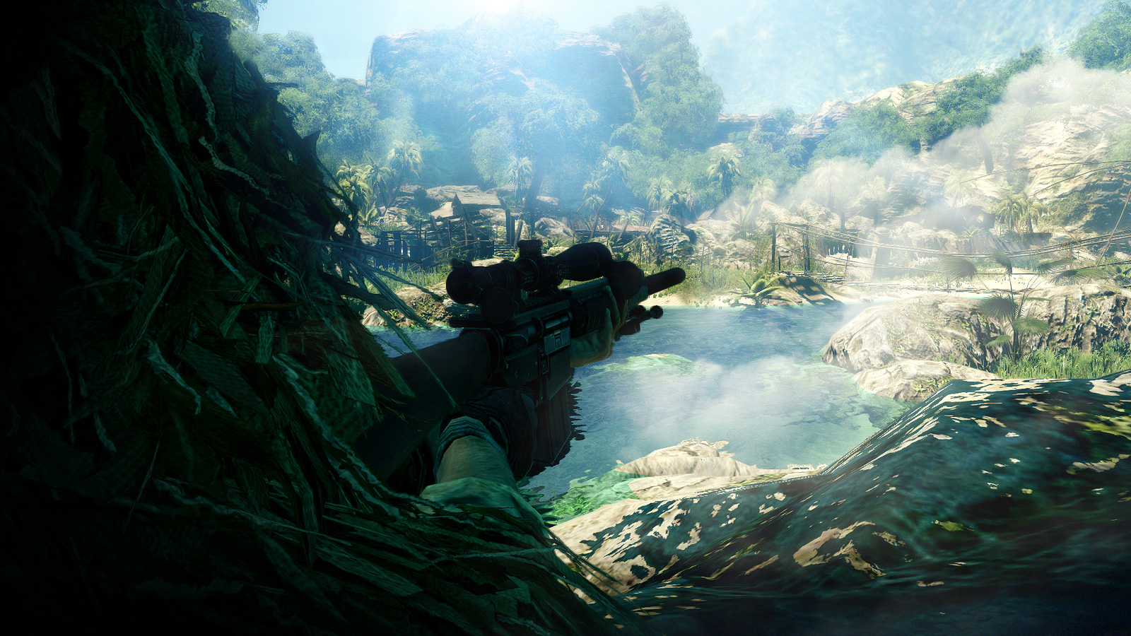 Sniper: Ghost Warrior - Map Pack screenshot