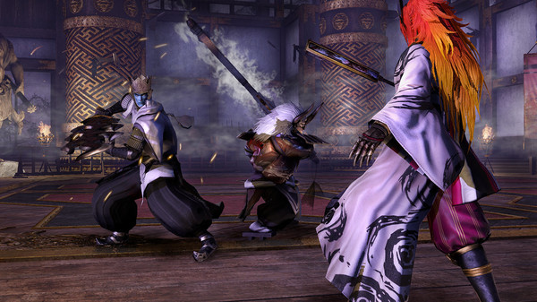 Samurai Warriors 4 II Pc Free Download