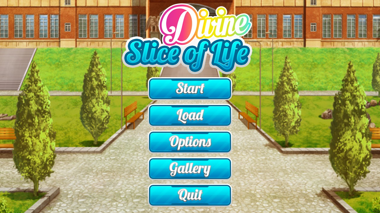 Divine Slice of Life screenshot