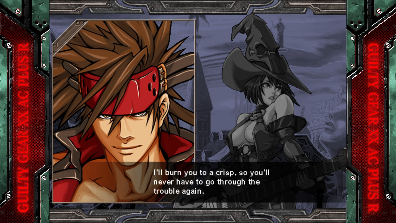 GUILTY GEAR XX ACCENT CORE PLUS R  (2015) PC | Лицензия