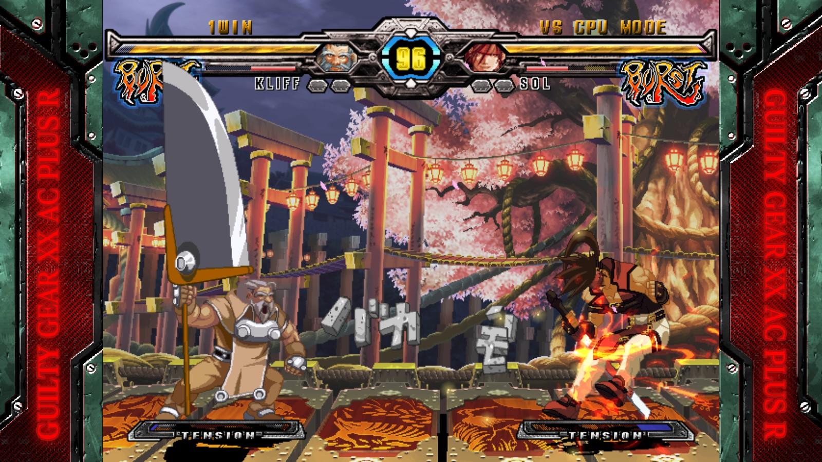 GUILTY GEAR XX ACCENT CORE PLUS R  (2015) PC | Лицензия