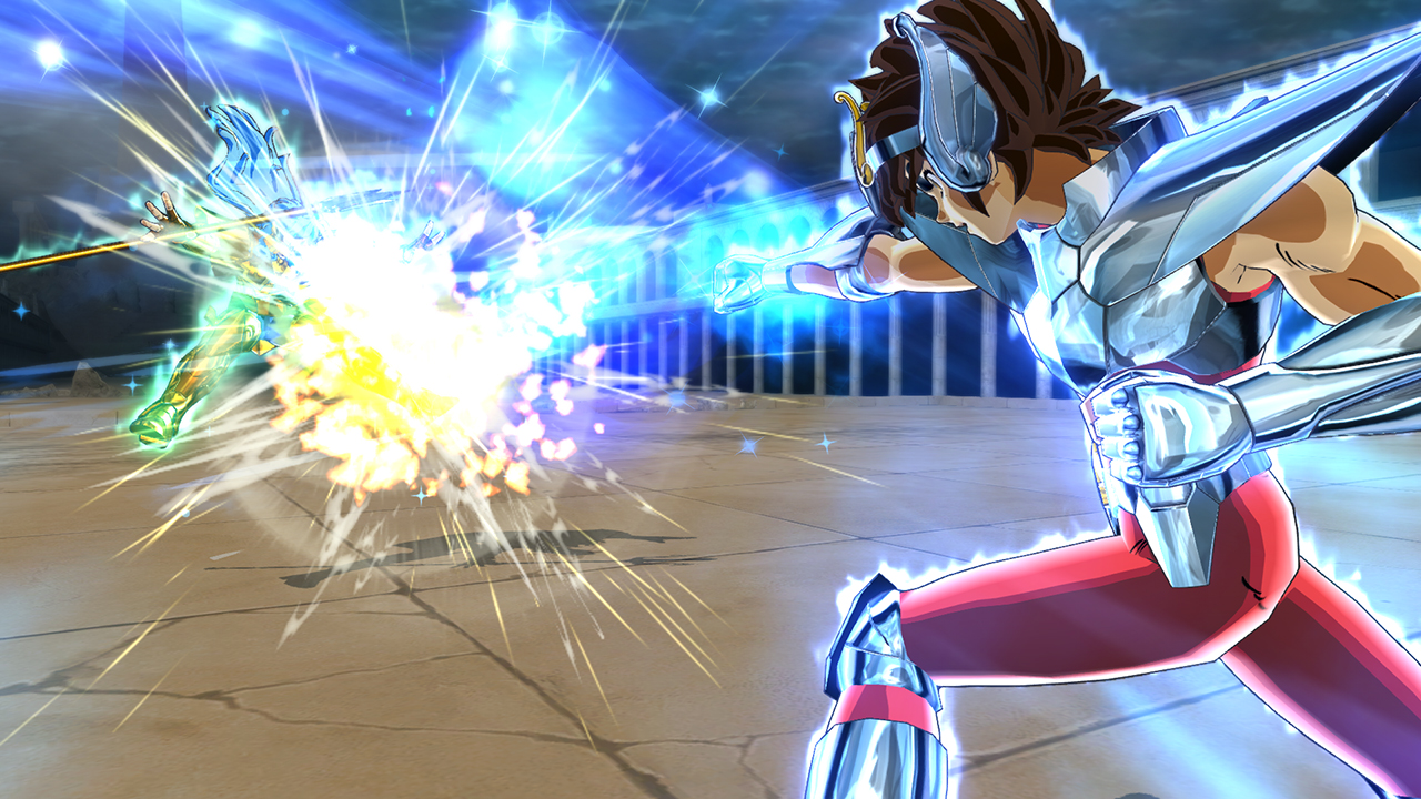 Saint Seiya: Soldiers' Soul screenshot
