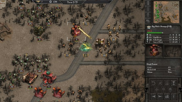 [GameGokil] Warhammer 40000 Armageddon Untold Battles [Iso]