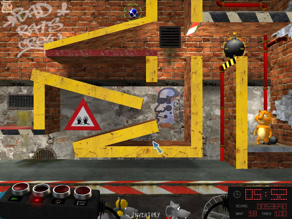 Bad Rats: the Rats' Revenge screenshot