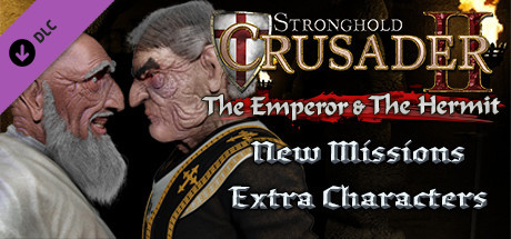 Stronghold Crusader 2: The Emperor and The Hermit