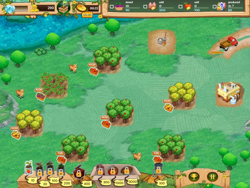 Fruits Inc. Deluxe Pack screenshot