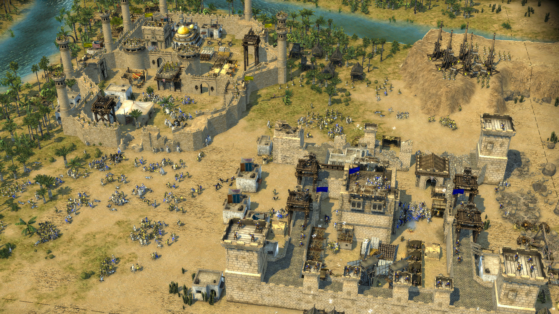 Stronghold Crusader 2: The Templar and The Duke screenshot