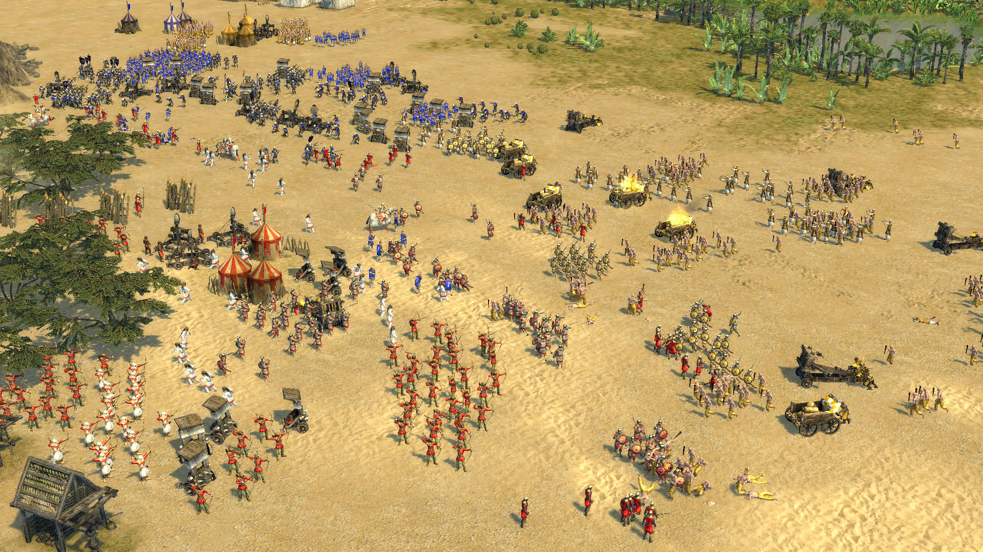 Stronghold Crusader 2: The Jackal and The Khan screenshot