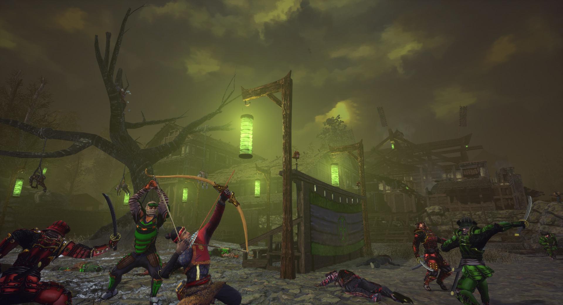 Hanako: Honor & Blade screenshot