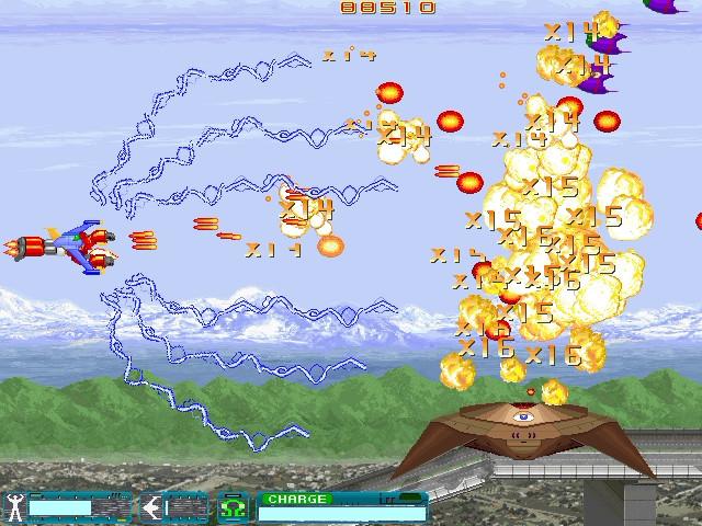 Supercharged Robot VULKAISER screenshot