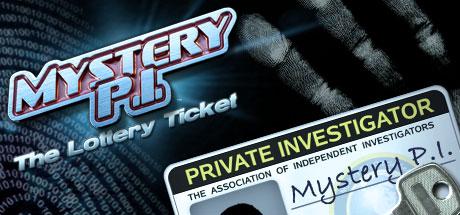 Mystery P.I. - The Lottery Ticket