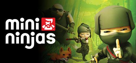 скачать игру mini ninjas через торрент на русском
